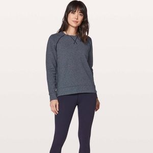 Lululemon Just Pleat It Crew